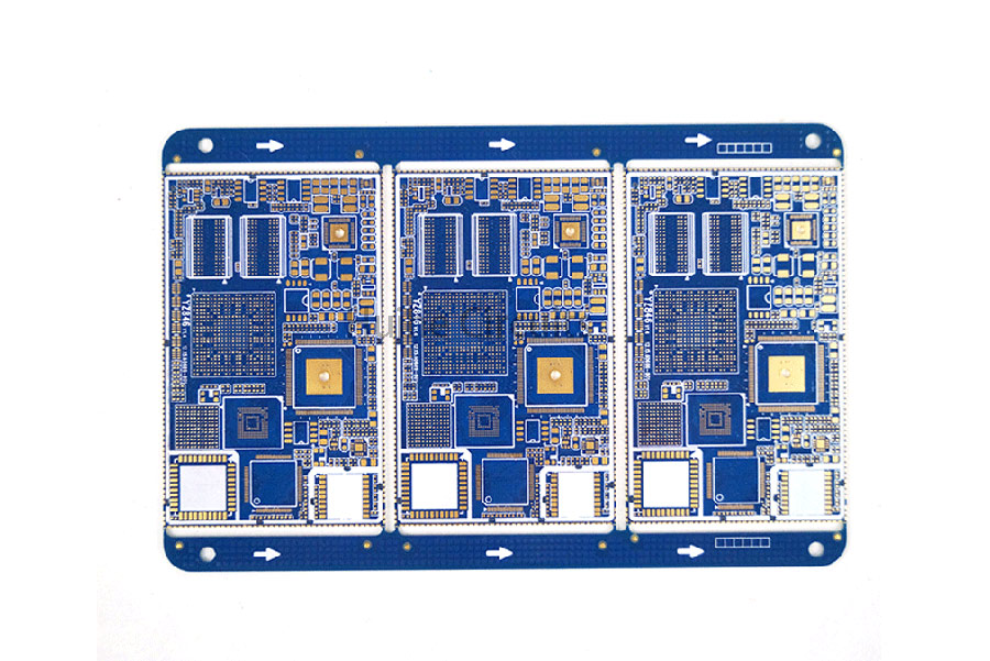 Multilayer & double sided PCB
