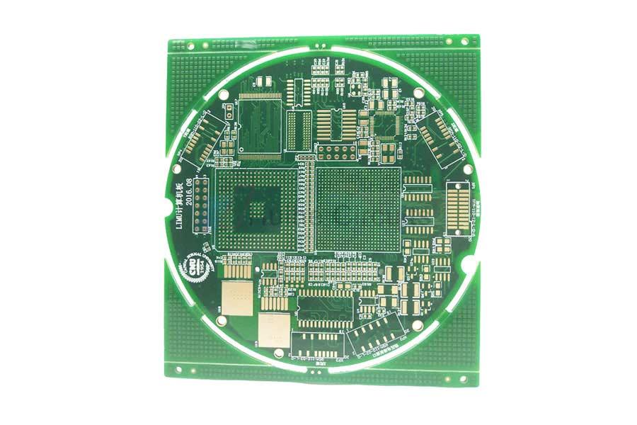 12 Layer ENIG PCB
