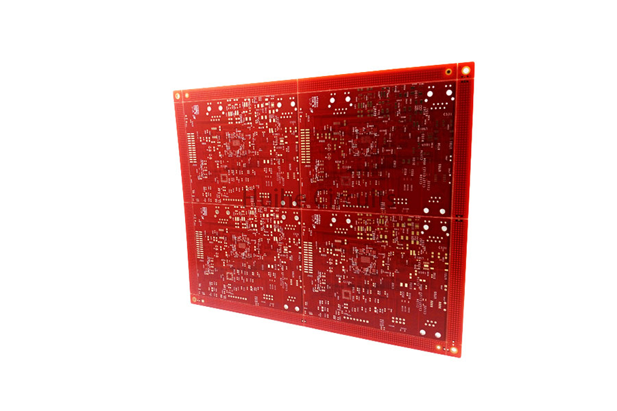6 layer ENIG PCB