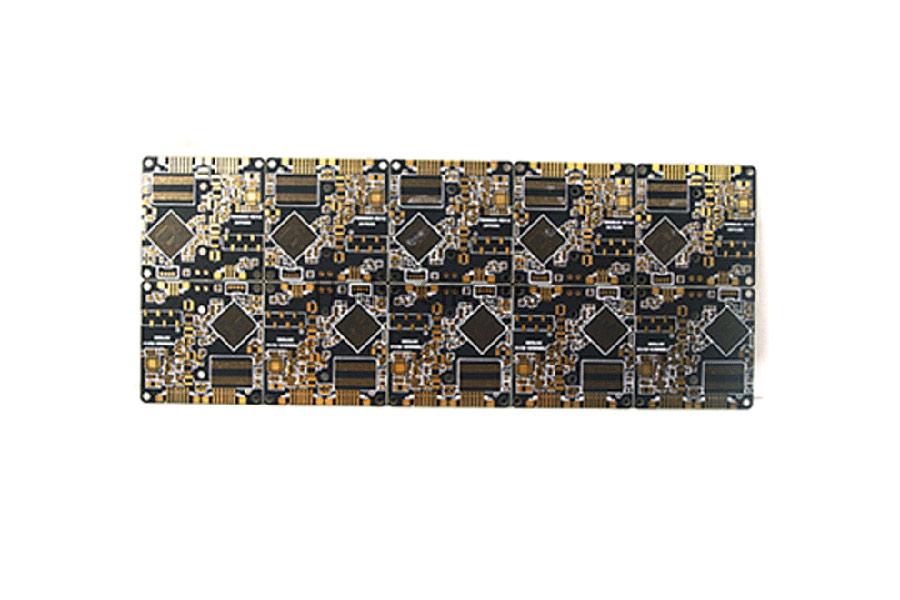 8 layer ENIG impedance control PCB