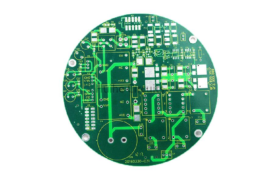 6 layer LF-HASL PCB