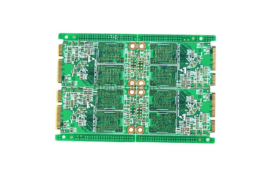 6 layer ENIG impedance control Circuit Board