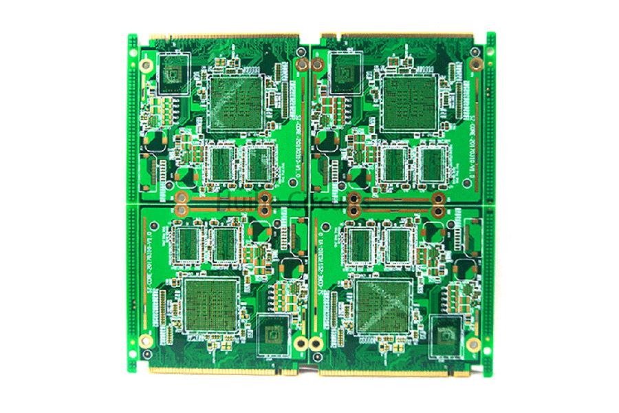 8 layer ENIG fr4 impedance control PCB