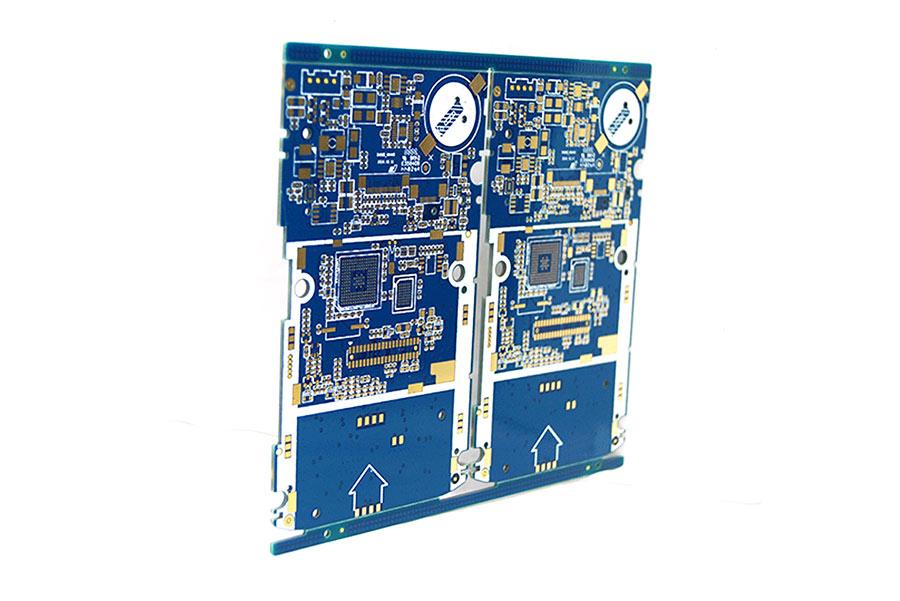 6 Layer High TG ENIG PCB
