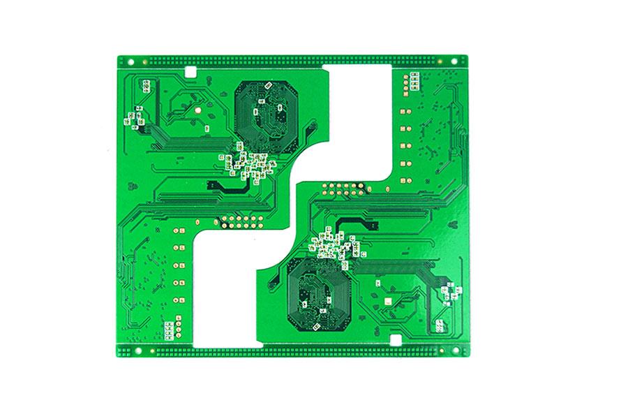 4 Layer High TG ENIG Impedance Control PCB Service