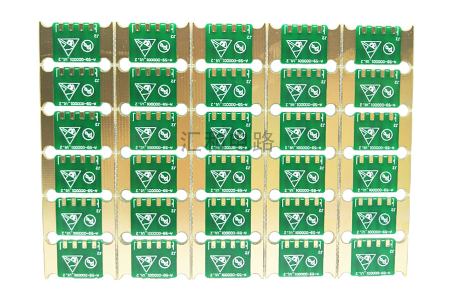 2 Layer High TG ENIG Prototype PCB