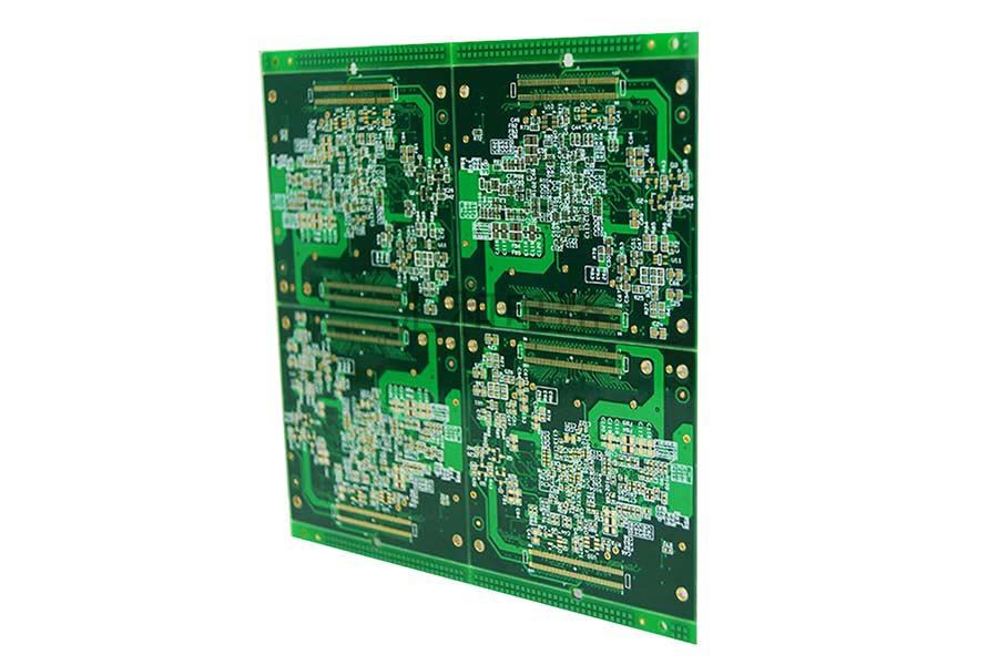 6 Layer ENIG Impedance Control PCB