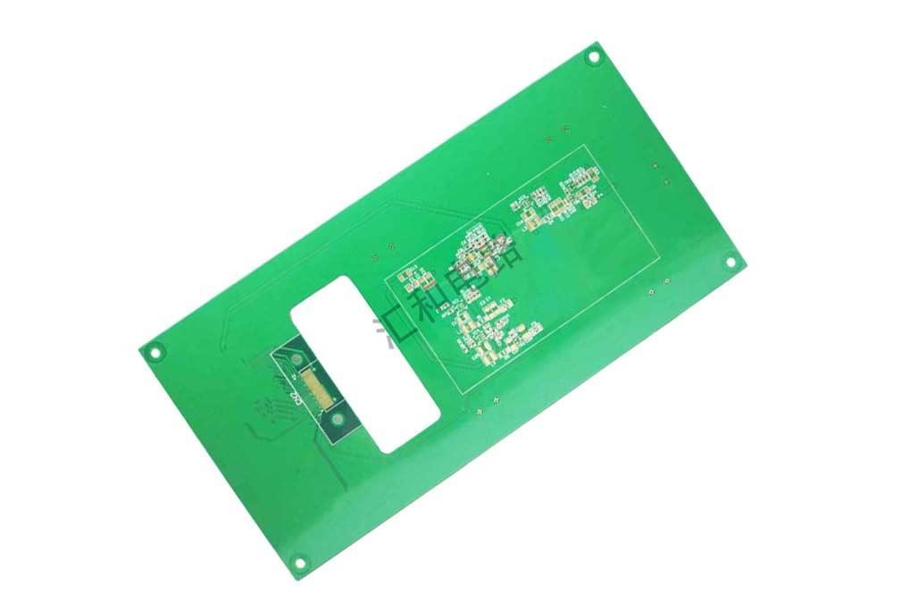 4 Layer ENIG Impedance Control PCB