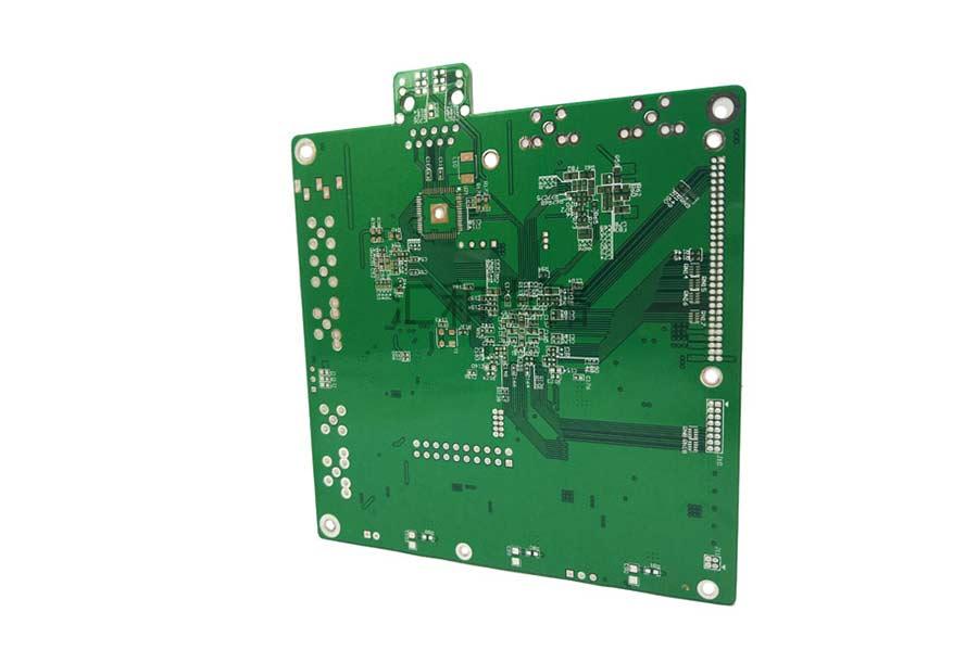 4 Layer LF-HASL Impedance Control PCB