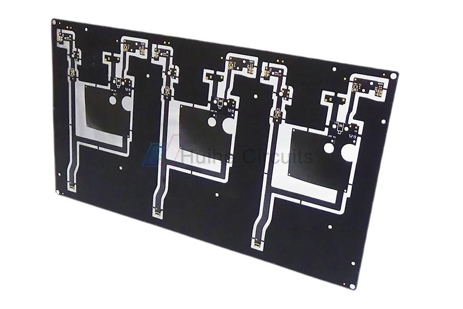 3 Layer FPC+FR4 Rigid-Flex PCB