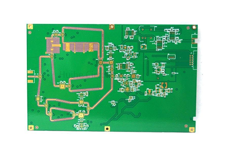 6 Layer FR4 High TG F4B impedance control PCB