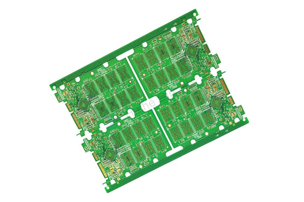 8 Layer ENIG Heavy Copper PCB