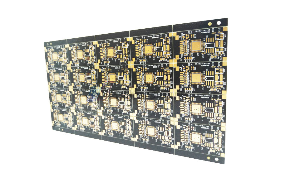6 Layer ENIG Heavy Copper PCB manufacturing