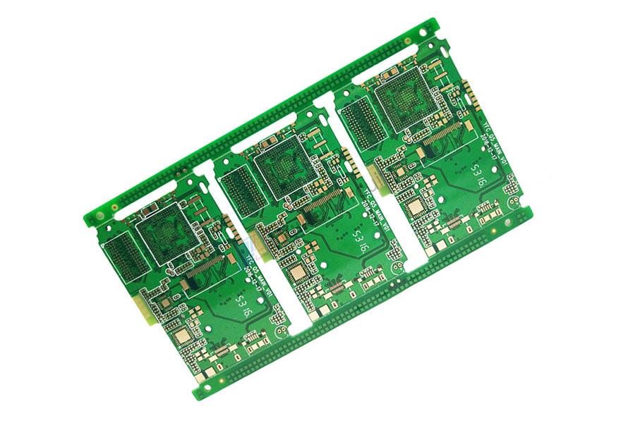 6 Layer ENIG Heavy Copper PCB Fabrication Service