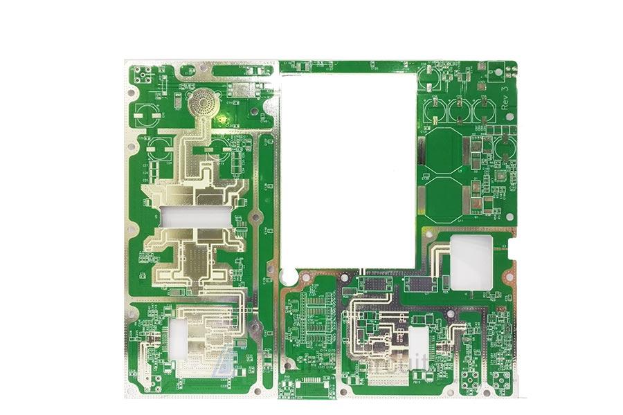 2 Layer Rogers LF-HASL PCB