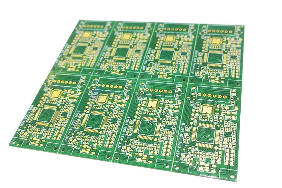 4 Layer FR4+Rogers ENIG PCB