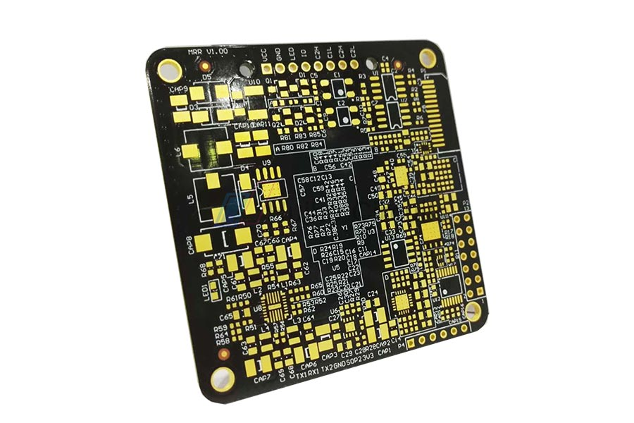 2 layer Taconic ENIG PCB