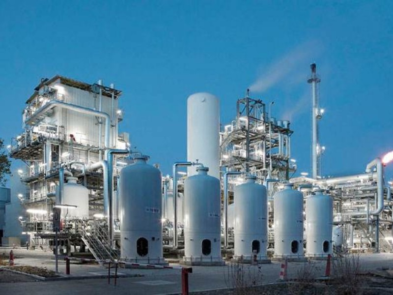 Industrial gas remote monitoring system